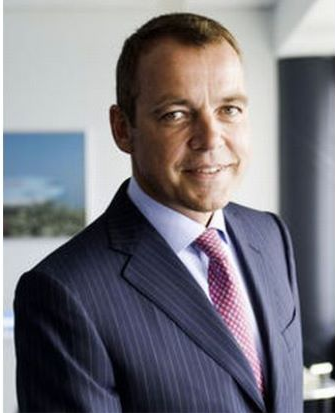 Mr Mueller, CEO MAS yang baru