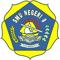 logo sman 8 pekanbaru