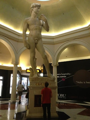 paul michelangelo david las vegas