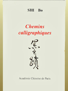CHEMINS CALLIGRAPHIQUES