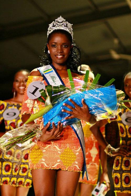 Marie Noelle Ada,miss gabon 2012,Miss Universe Gabon 2012