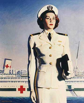 Flashback Summer: Pearl Harbor Day- old WWII 1940s propaganda poster