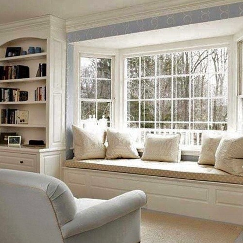 bedroom bench seat plans