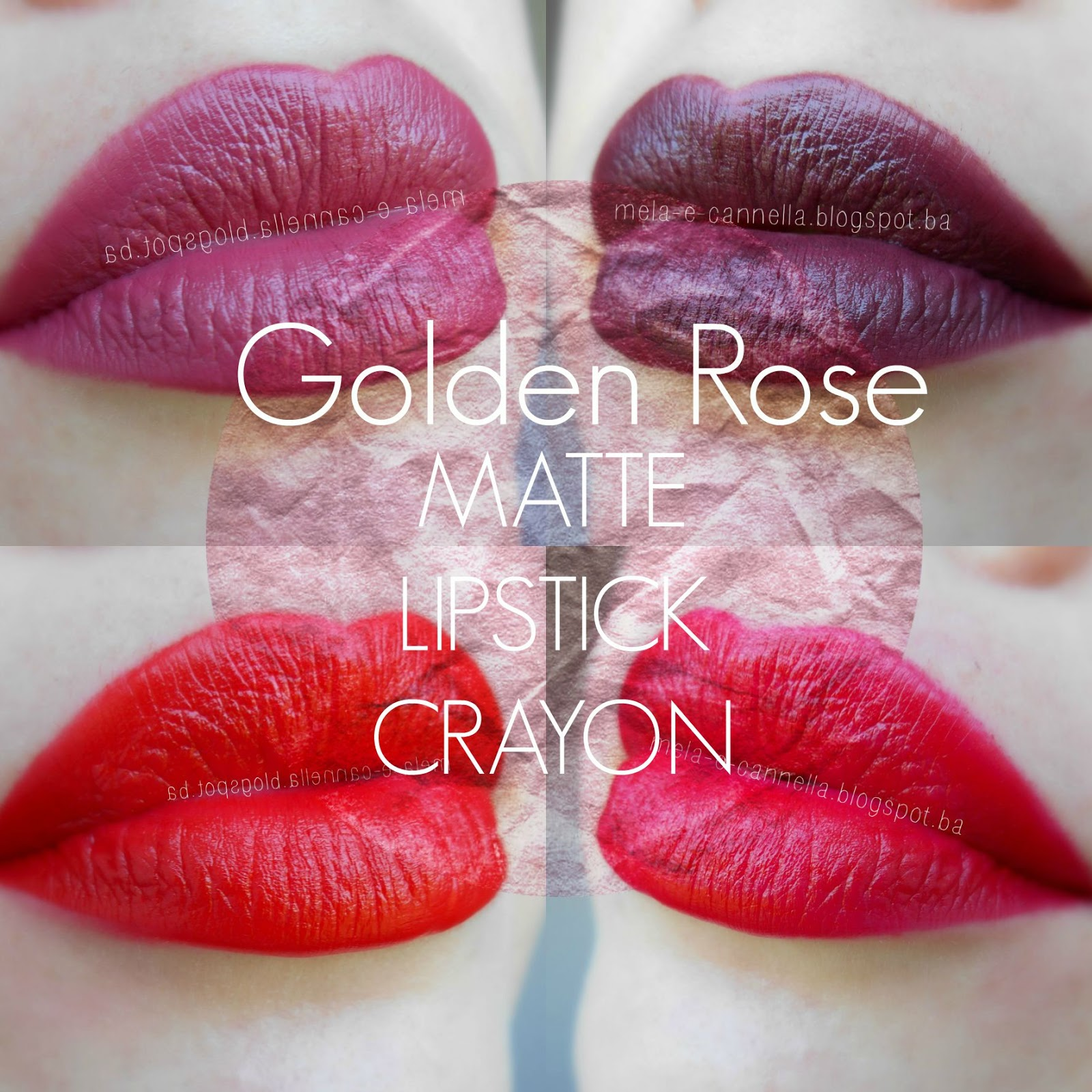 how to make gold lipstick