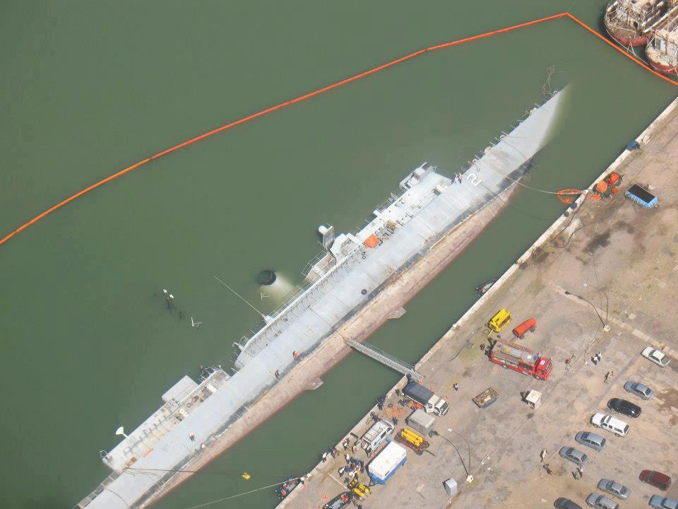 EL RELATO DEL RELATO: Discurso de Puricelli en el Acto por el Día de la Armada 17/05/2013 0-12q