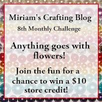 Miriam's Monthly Challenge