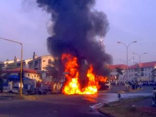 fuel tanker explosion abuja