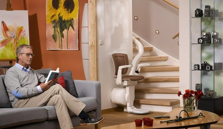 stair lifts advantages and designs