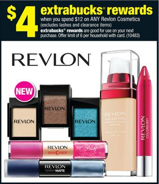 Revlon colorstay coupon 2018