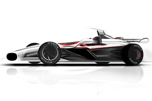 Honda Project 2 4: Um conceito com motor de MotoGP