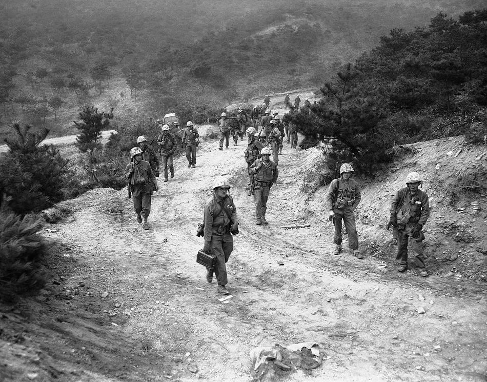 korean conflict As the north korean army pushed into seoul, the south korean capital, the united states readied its troops for a war against communism itself at first, the war was a defensive one–a war to get the communists out of south korea–and it went badly for the allies.