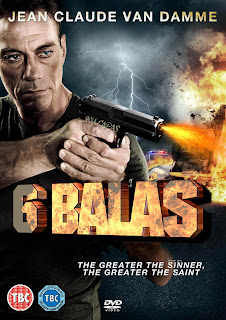 Balas (6 Bullets) Torrent – Dual Áudio (2013)
