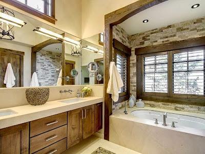 modern vanities for small bathroom