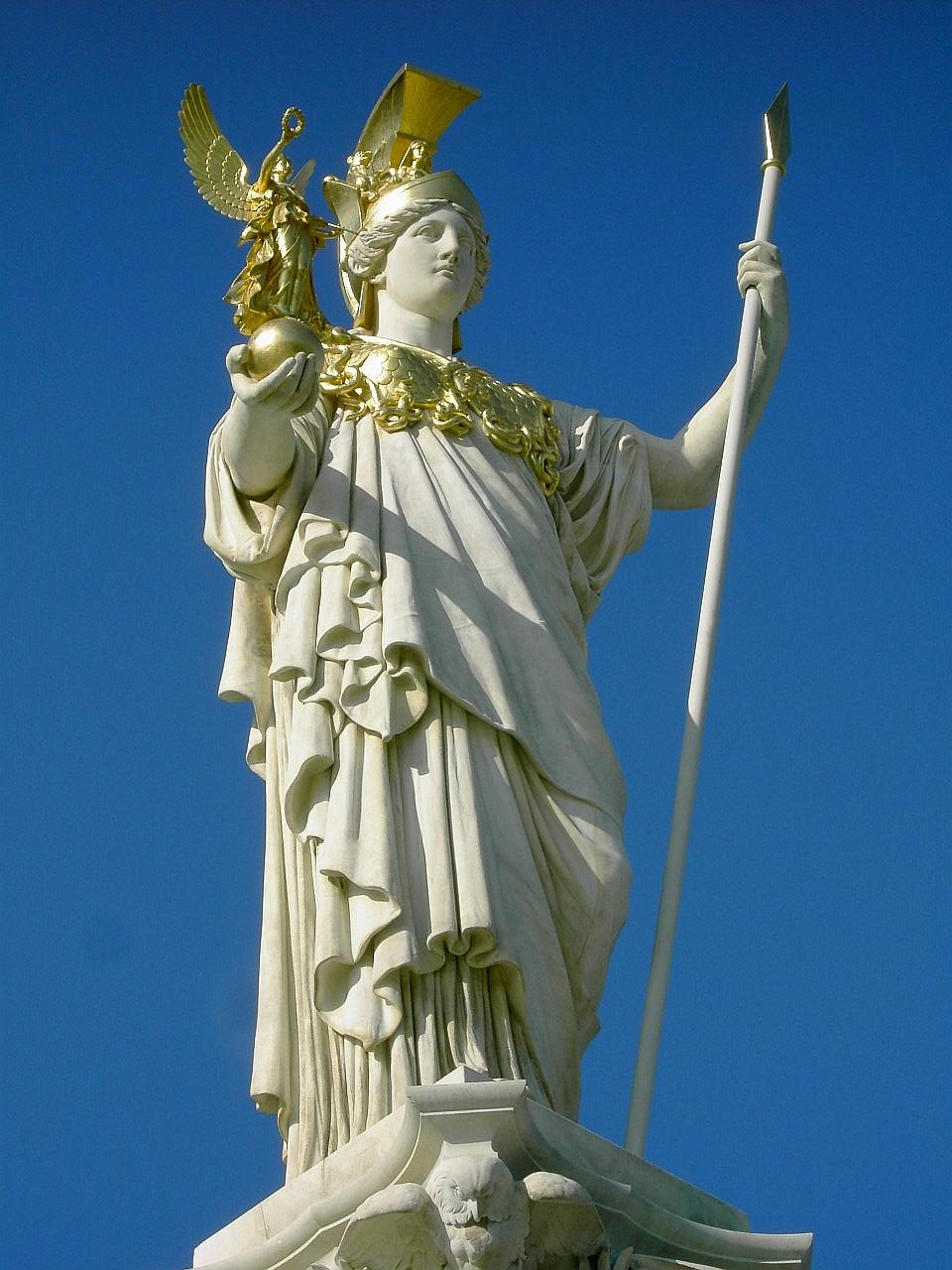 athena gudinde