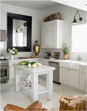 My First Little Place Kitchen Styling