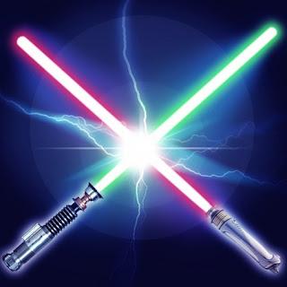 Star Wars Lightsaber Duel