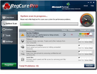 RegCure Pro 3.1.0 Free Download Full Version!