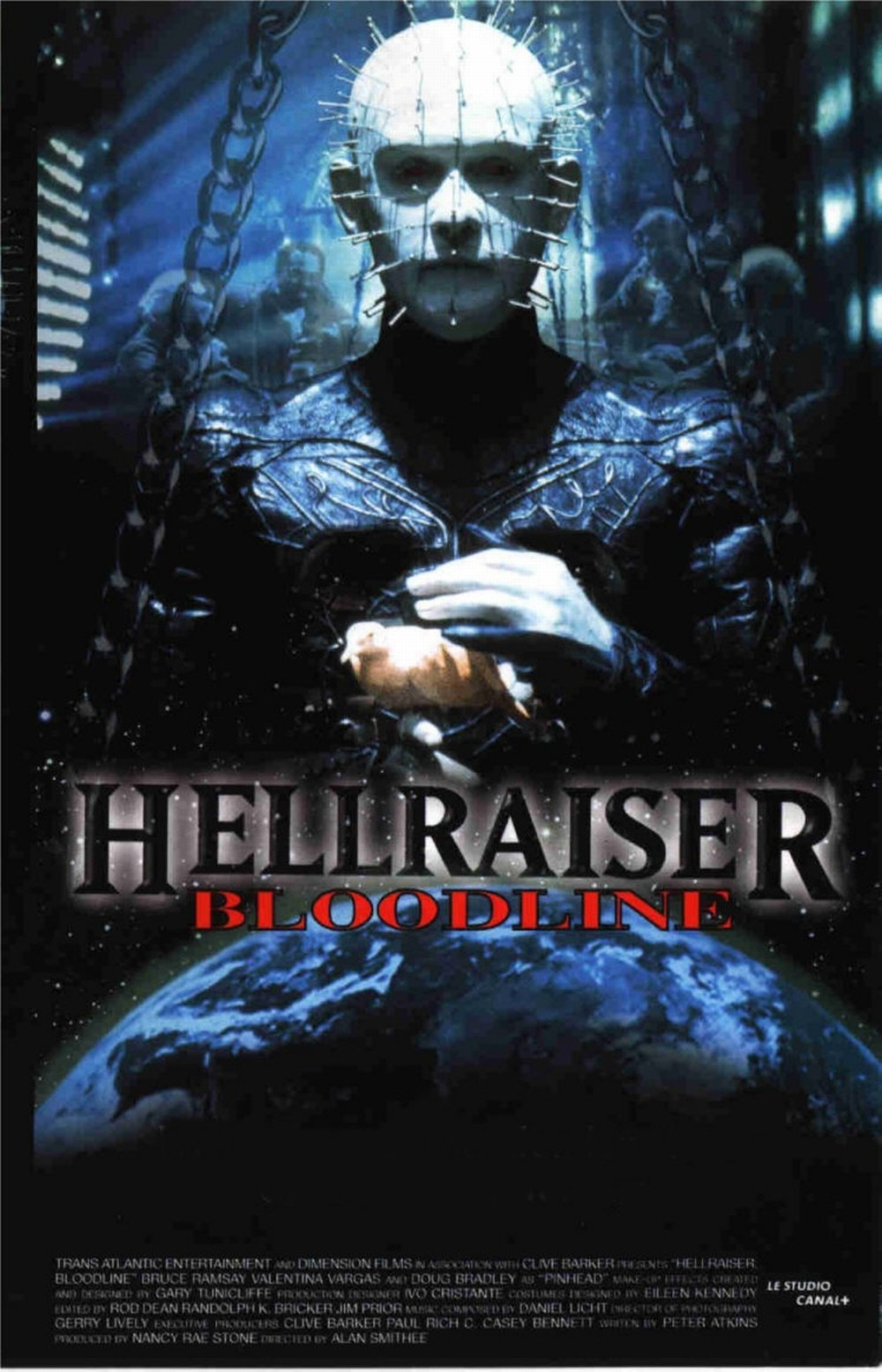 Hellraiser IV: Bloodline (1996)