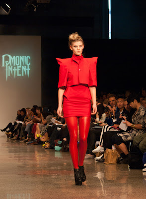 DMONIC INTENT NZFW 2012