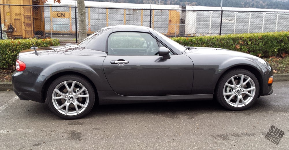 2015 Mazda MX-5 Miata Grand Touring PRHT