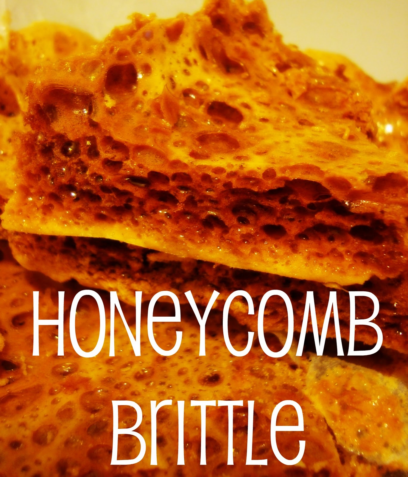 Honeycomb Brittle Recipe — Dishmaps