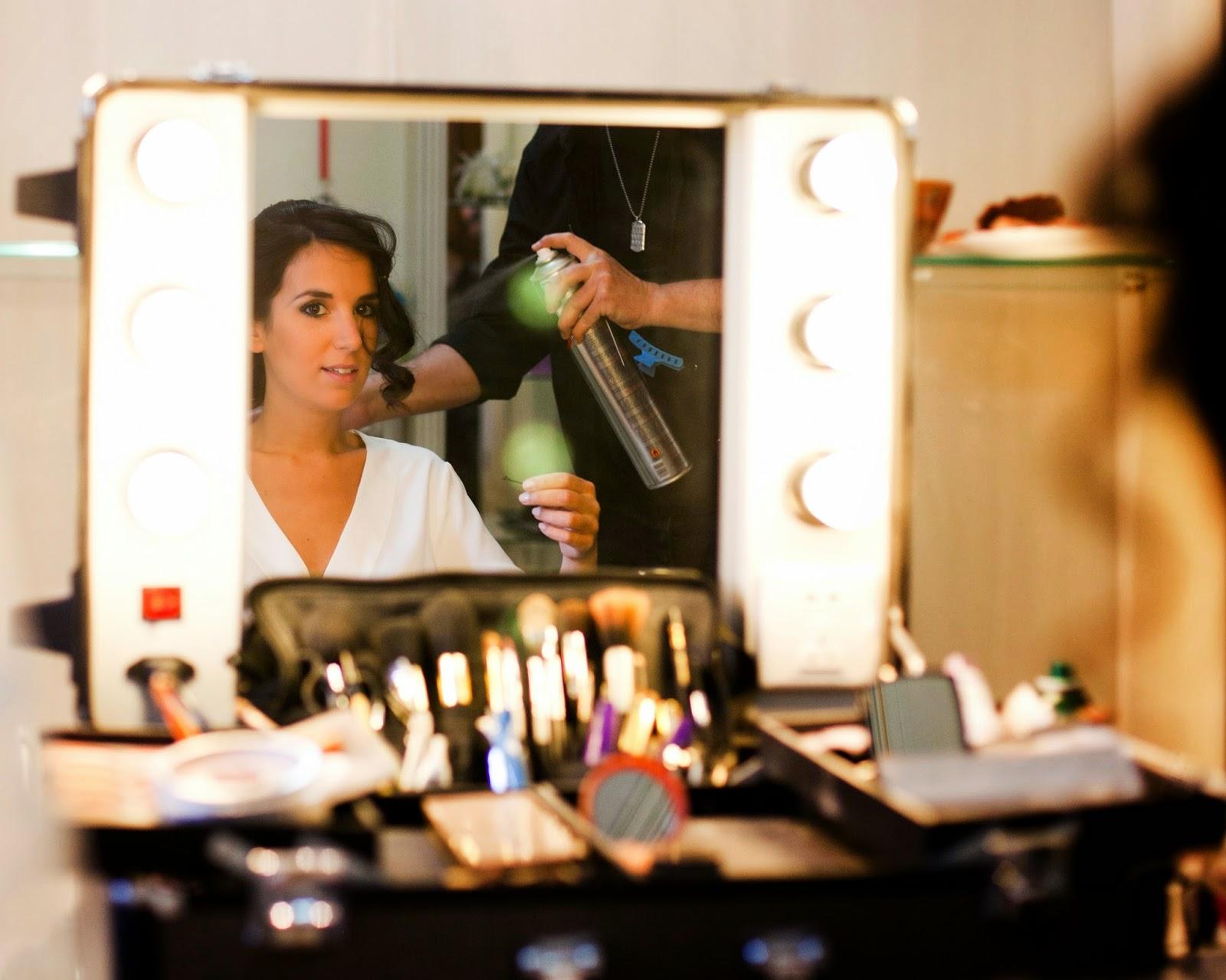 Maquillaje de Manuel Andrade