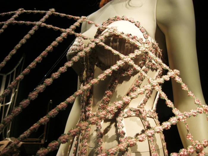 Jean Paul Gaultier Kunsthal Rotterdam Flowers