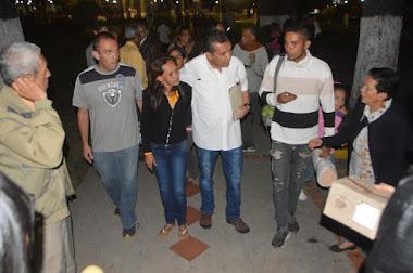 Gobierno regional atiende problemas de la parroquia Milla
