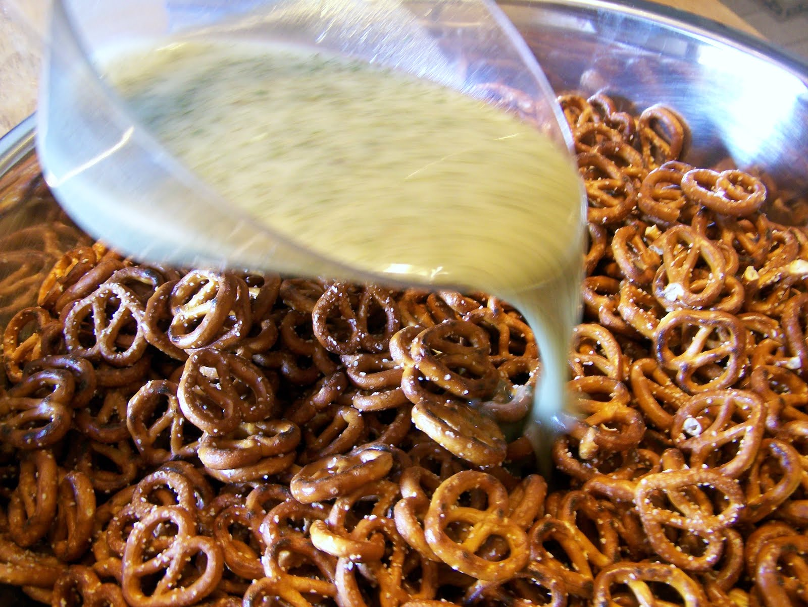 Soft Seasoned Pretzels Recipe — Dishmaps
