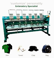 Embroidery Specialist