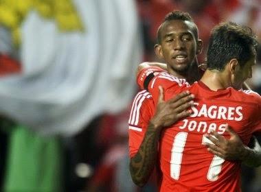 Anderson Talisca é eleito pelo segundo mês seguido o melhor jogador em Portugal