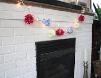 http://www.latelywithkatie.com/light-up-floral-garland/