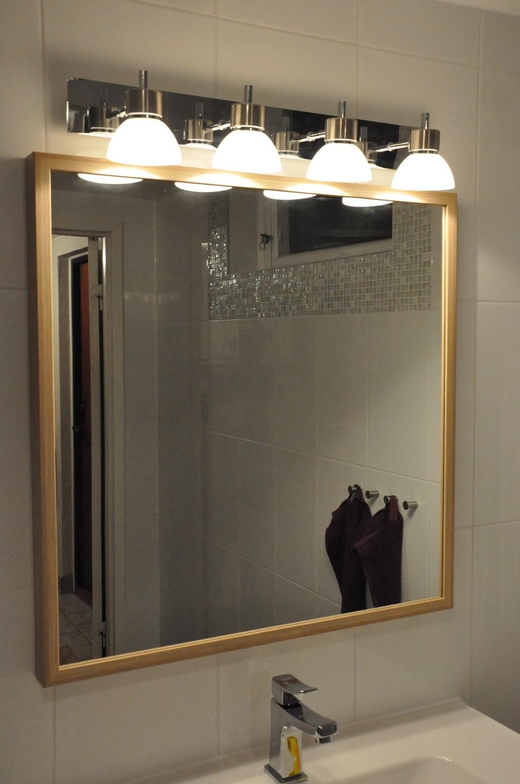 Ulrika Algesunds FOTO!: Från början till slut! Nu är badrummet klart!