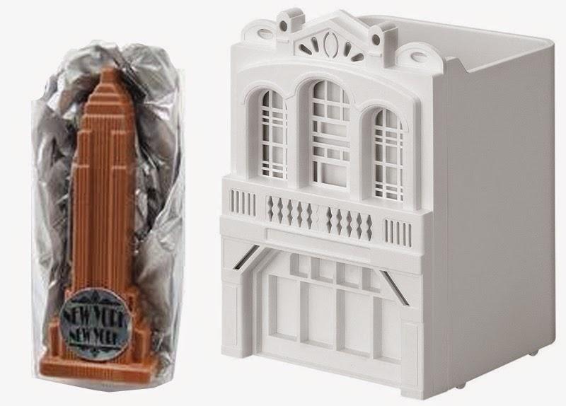 Building Collector Gift Guide Souvenir Buildings