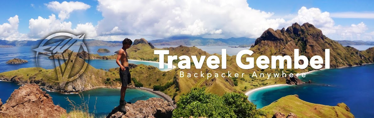 TRAVEL GEMBEL  BACKPACKER ANYWHERE