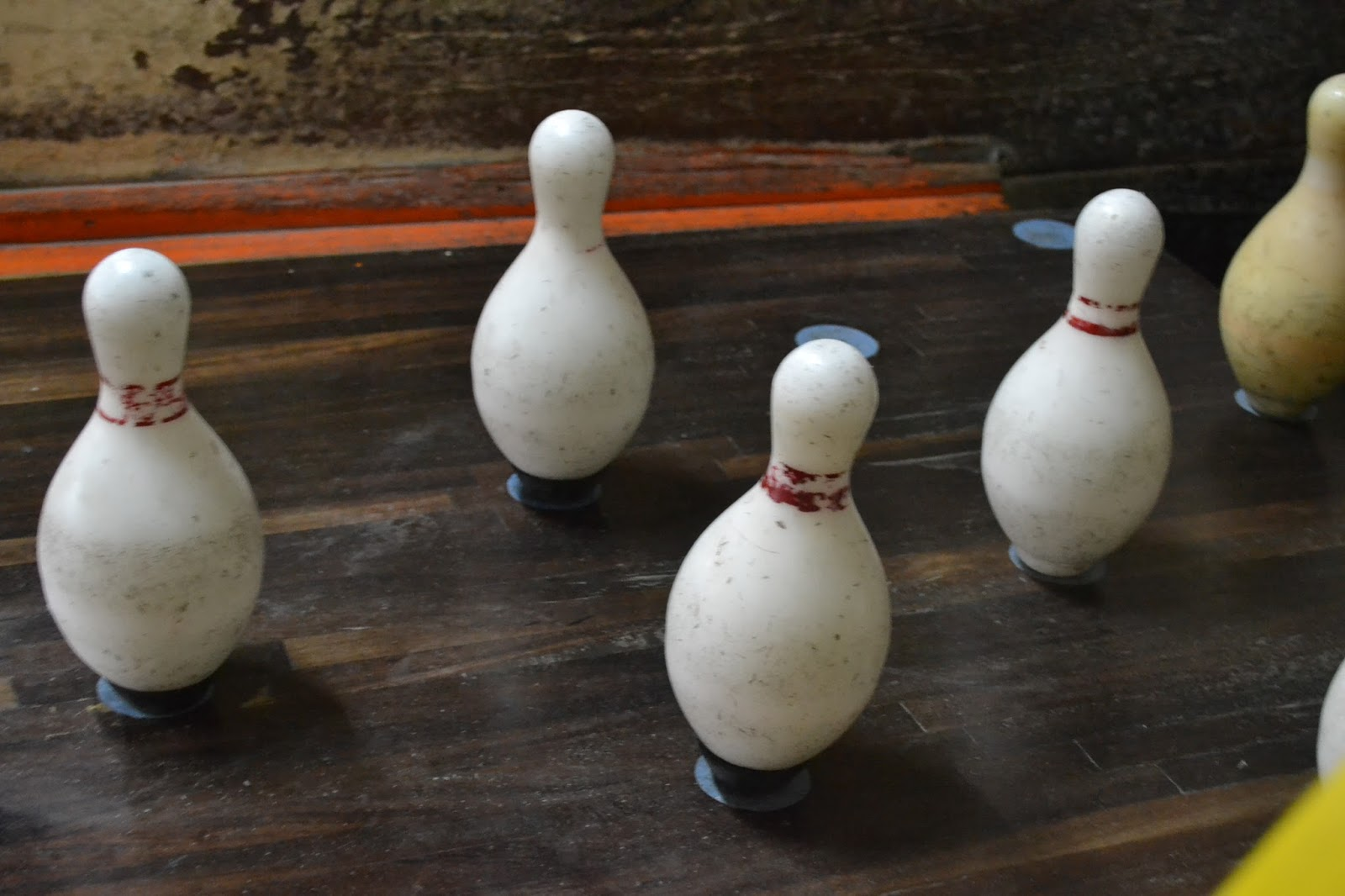 duckpin bowling pavements are runways