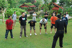 OUTBOUND&TRAINING AT TLOGO PLANTATION RESORT