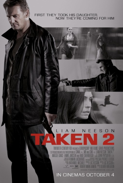 [MULTI] Taken 2 [BDRiP] VFSTFR
