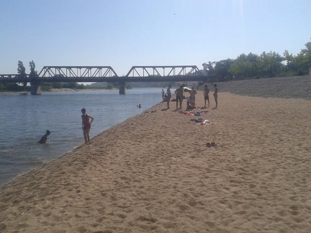 Praia Fluvial Coruche
