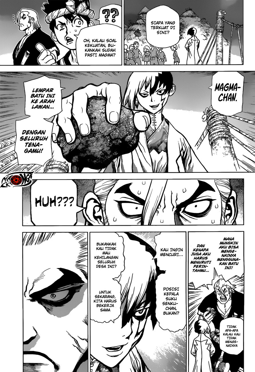 Dr. Stone Chapter 46-13