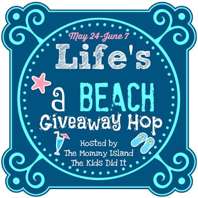 Life's A Beach Giveaway Hop