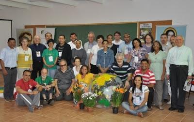 Encerra, em Brasília, mais um Encontro anual do Conselho Missionário Nacional