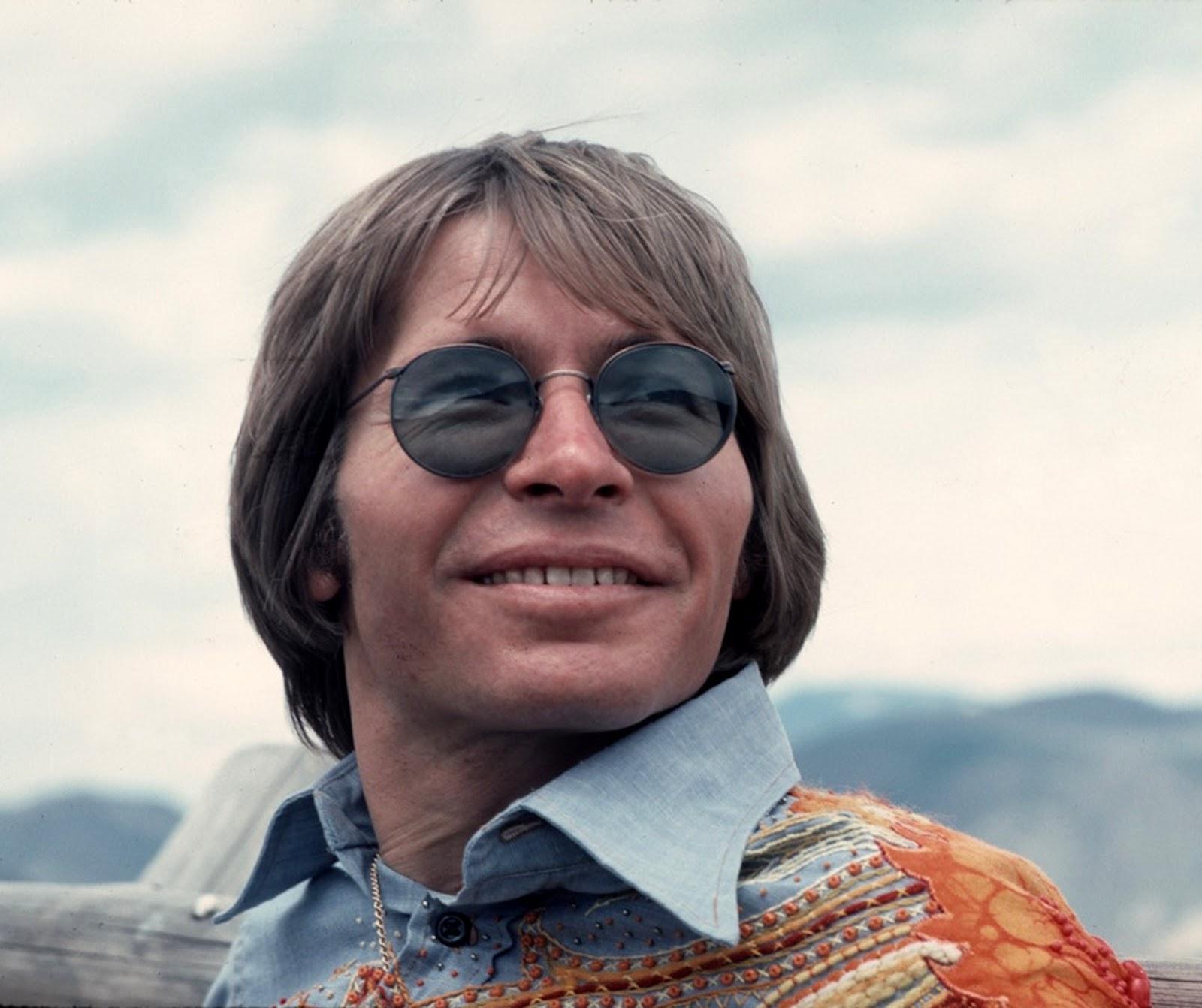 John Denver Eyeglass Frames : Bespectacled Birthdays: John Denver, c.1972