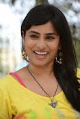 Aparna Glam pics in yellow top-thumbnail-19