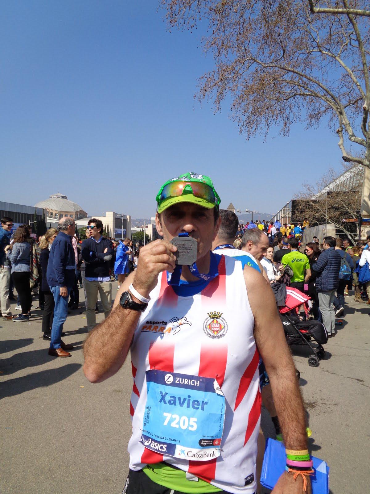 Marató Barcelona 13-3-2016