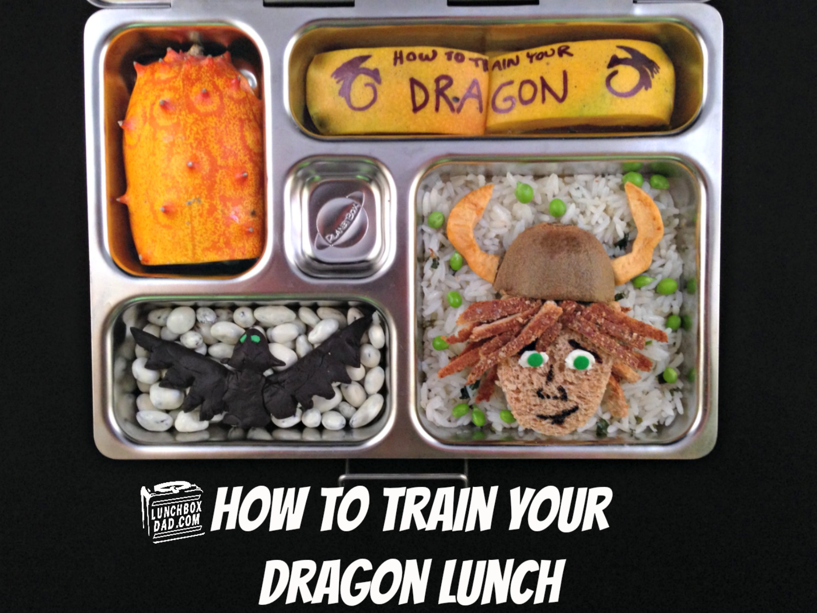 How to Train Your Dragon Lunch