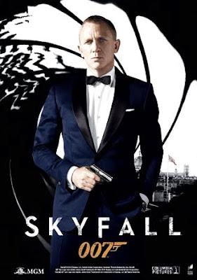 Filme Poster 007 - Operação Skyfall TS XviD & RMVB Legendado