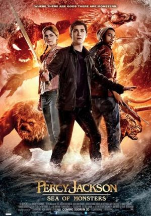 Sinopsis Dan Review Percy Jackson Sea Of Monsters