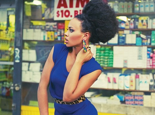 Trendy Hairstyles for Black Women with Natural Hair 2013