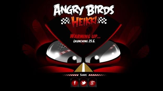 Angry Birds Heikki Скачать Android - iranaktivaciya